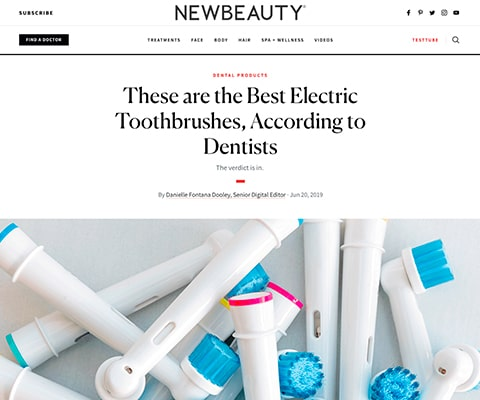 Miniature nighteen of the Empire Dental press
